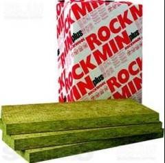Утеплитель Rockwool (Rockmin, 100 мм)
