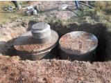 Обустроим выгребную яму, септики - недорого - Киевская область