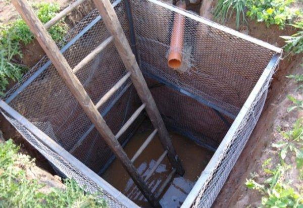 Как сделать выгребную канализацию