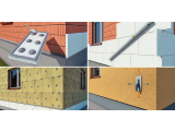 Утепление фасада: полипласт, кема, капарол