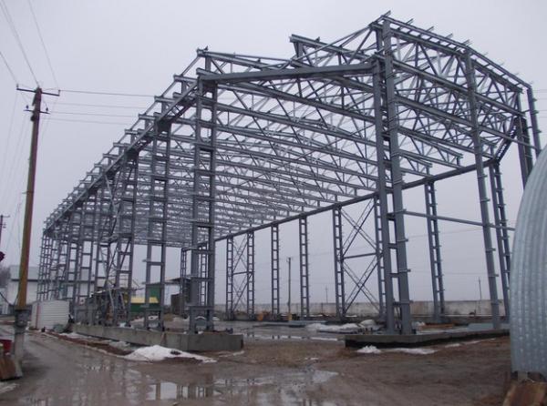 Фото 1 Монтаж металоконструкцій, БМЗ, ЛСТК, модульні будівлі - недорого 303430