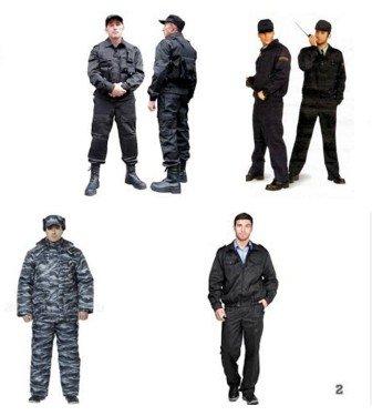 Фото 1 Спецодежда для охранных структур - Вся Украина 320782