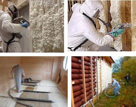 Фото 1 Утепление пенополиуретаном - Вся Украина 324295