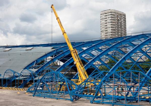 Фото 1 Строительство металлоконструкций под ключ, БМЗ (коровники, свинарники) 303431