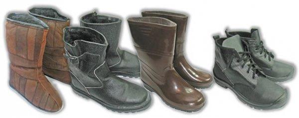 Фото 1 Рабочая обувь в ассортименте - Вся Украина 320787