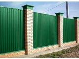 Фото 1 Забор из профнастила - Цена от 44грн /м2 - Киев и область 313789