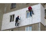 Фасадні роботи, утеплення всі висотні монтажні роботи альпіністи