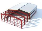Изготовление и монтаж металлоконструкций на заказ - недорого