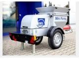 Машина для стяжек BMS WORKER N°1 FLUID MINI PUMP