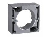 Фото  1 Коробка для наружного монтажа Schneider Electric Sedna алюминий SDN6100160 1944080