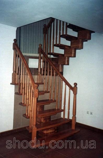 сегментная лестница