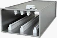 Секции бактерицидной обработки воздуха SBOW 40-20/87