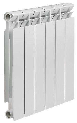 Секционные биметаллические радиаторы TENRAD BM можно установить как в небольшом загородном доме
