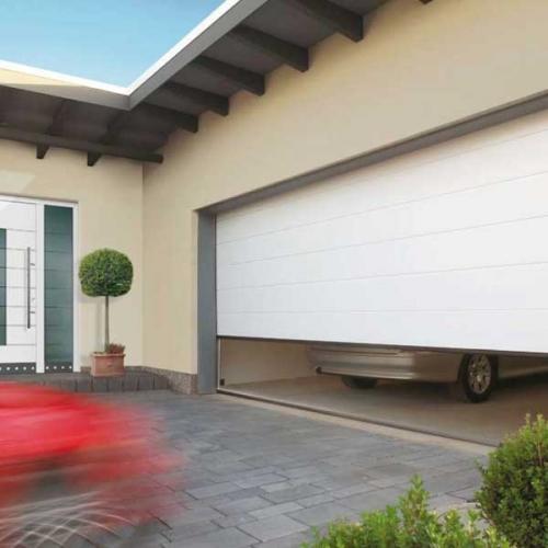 секционные гаражные ворота Hermann. Секционные ворота Hцrmann отличаются наивысшим качеством материала.