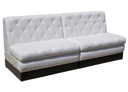 Секционный диван КОМПАС - отличное решение для залов кафе и баров.