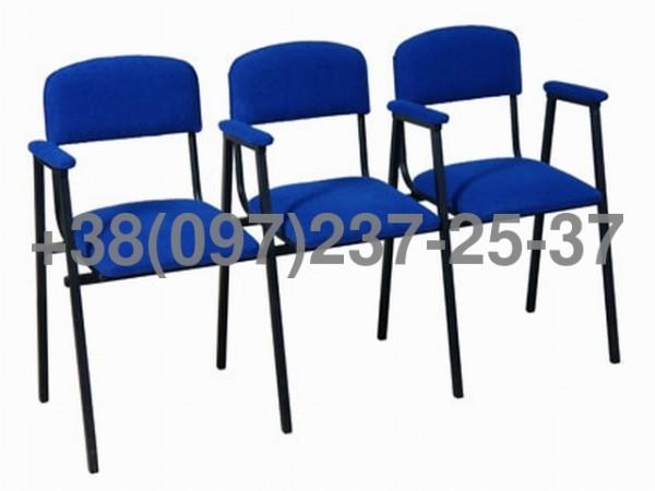 Секционное кресло ЭЛИС для залов ожидания