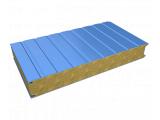 Фото  1 Сэндвич-панель стеновая с наполнителем минеральная вата 2142036