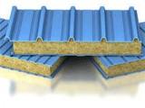 Сэндвич-панели из минеральной ваты :Панель крышная с двухстор. облиц. МВ: 1ПТК 100-2х0,5-960.
