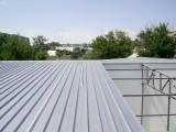 Сэндвич-панели из минеральной ваты :Панель крышная с двухстор. облиц. МВ: 1ПТК 80-2х0,5-960.