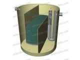 Сепаратор нефтепродуктов N-1 (1 л/с)