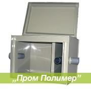 Сепаратор жира СЖ-7 с производительностью — 0,30 л/сек, объем залпового сброса 80л