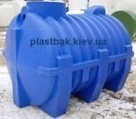 Септик для канализации 2500 литров