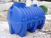 Септик для канализации 3000, есть 1000, 1500, 2000, 2500 литров