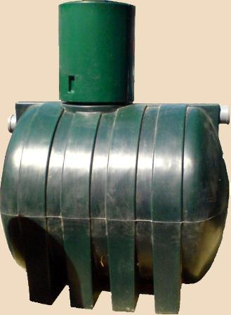 Септик для канализации (автономная канализация) 1500л