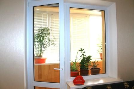 Сервисная регулировка балконных дверей