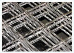 Сетка армирования цементно-песчаных стяжек 100х100, 150х150, 200х200 из проволоки ВР-1 3, 4, 5, 6 мм