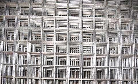 Сетка для армирования бетона 100*100*4 мм