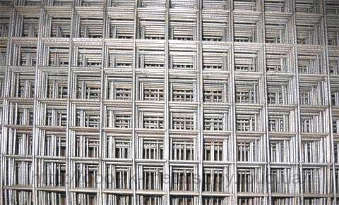 Сетка для армирования бетона 200*200*4 мм