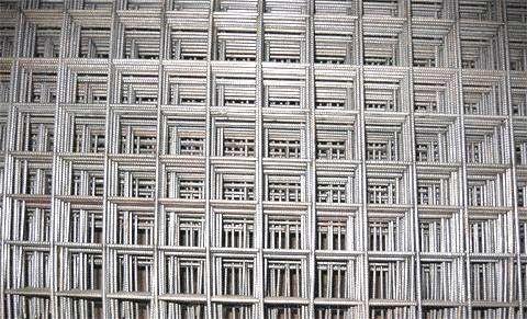 Сетка для армирования бетона 200х200х8мм