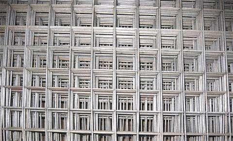 Сетка для кирпичной кладки 200х200х8