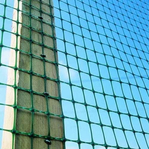 Фото 2 Сетка для ограждения TENAX Ранч-1 30х45 мм 1,5х50 м зеленая 332158