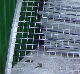 Сетка для вольеров заборов и оград 50х50х4 Под заказ любые размеры