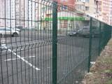 Сітка для забору Київ , забірна сітка продаж Київ , сітка зварна для забору від виробника