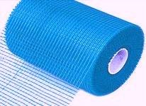 Сетка фасадная 160 (Masternet) синяя