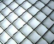 Сетка канилированная (рифлёная и сложно-рифлёная) ячейка55х55 мм проволока 5 мм