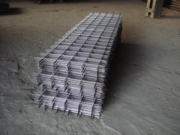 Сетка кладочная 100х100;раскрой листа 0,25х2,0; 0,38х2,0;0,5х2,0;1,0 х2,0; d-3;