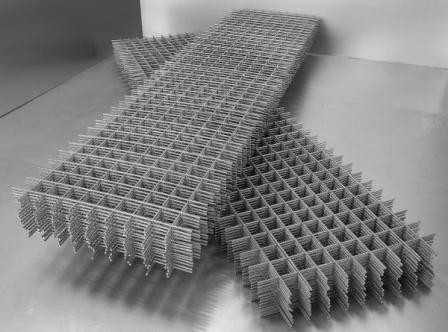 Сетка кладочная (армопояс) 0,5*2,0 м, яч.100