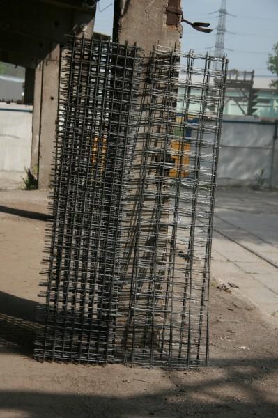 Сетка кладочная из проволоки ВР-1 100х100х3 (2х0,37)