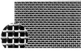 Сетка нержавеющая тканая 12Х18Н10Т 2,0х2,0х1,0мм ГОСТ 3826-82 ширина рулона 1000мм