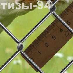 Сетка Рабица 45х3,0. Высота рулона от 1 до 4 м. Длина рулона до 10 м.