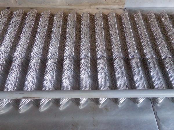 Сетка Рабица ячейка-35*35 д. проволоки-1,8мм высота-1,0м
