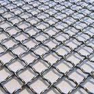 Сетка рифленая канилированная 10х10-20х20-50х50мм из проволоки 2, 3, 4, 5мм