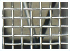 Сетка РИФЛЕНАЯ (канилированная, сложно-рифленая) - для вольеров , заборов и оград 65х65х5