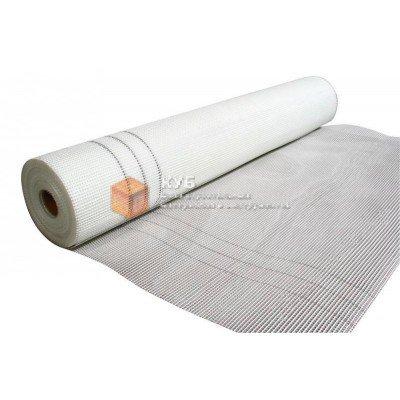Сетка штукатурная 90 плотность (рул) (для внутренних работ)