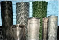 Сетка штукатурная тканая 12х12, 10х20, 5х5мм - штукатурка, отсечка бетона, ландшафтные работы.