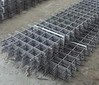 Сетка стальная для армирования бетона 100х100х3(анкерная кладочная)